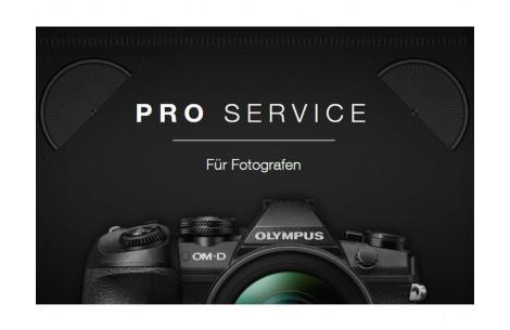 Olympus OM-D PRO SERVICE Paket Elite 1 Jahr
