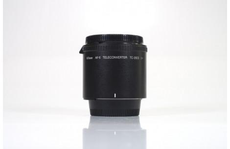 Nikon Konverter TC-20E II Telekonverter - gebraucht