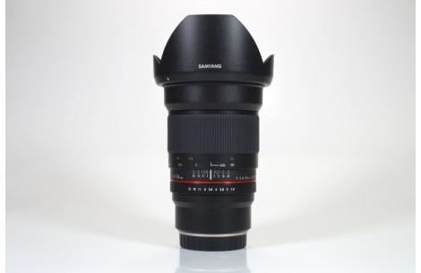 Samyang  24mm 1,4 für Fuji X-Mount - gebraucht
