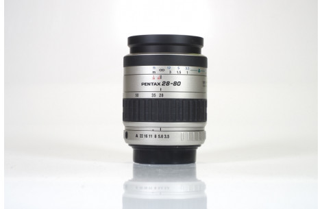 Pentax FA 28-80mm 3,5-5,6 SMC AL - gebraucht