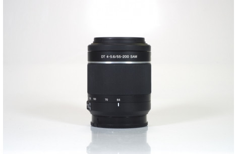 Sony SAL  55-200 - gebraucht