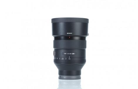 Sony FE 85mm 1,4 GM - gebraucht