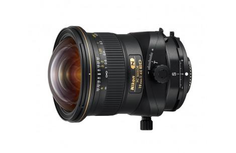 Nikon PC NIKKOR 19mm F4,0 E ED