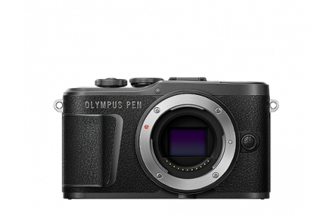 Olympus PEN E-PL10 Body, schwarz