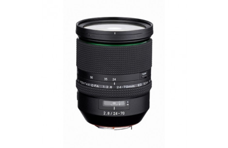 Pentax FA HD 24-70mm F2,8 ED SDM WR