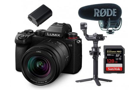 Panasonic Lumix S5 Pro Video Set