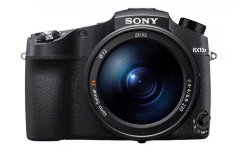 Sony Cybershot DSC-RX10 IV + gratis Sony 64 GB SDXC Cl10 UHS-II