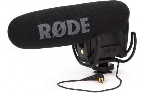 RØDE Mikrofon Video Mic Pro Rycote