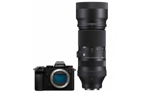 Lumxi S5 + Sigma 100-400