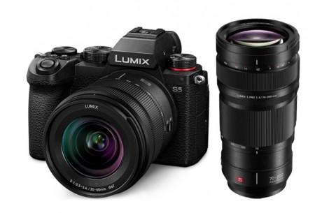 Lumix S5 + 70-200 2,8