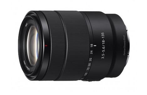 Sony SEL 18-135mm F3,5-5,6 OSS schwarz