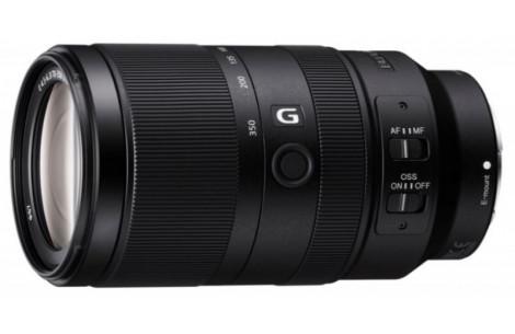 Sony SEL 70-350 F4.5-6.3 G OSS