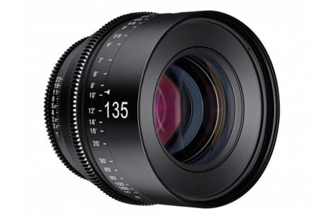 Samyang 135mm T2.2 XEEN Cine Lens Canon