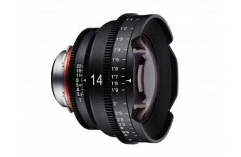 Samyang 14mm T3.1 XEEN Cine Lens Canon