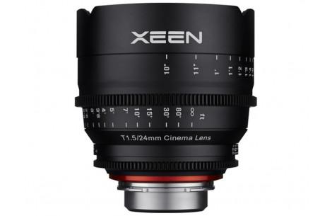 Samyang 24mm T1.5 XEEN Cine Lens MFT