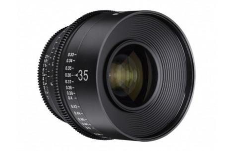 Samyang 35mm T1.5 XEEN Cine Lens Canon