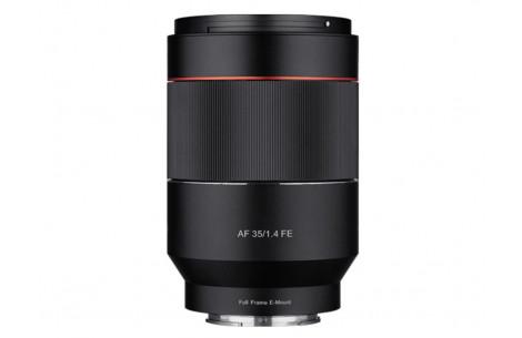 Samyang AF 35mm F1,4 für Sony E
