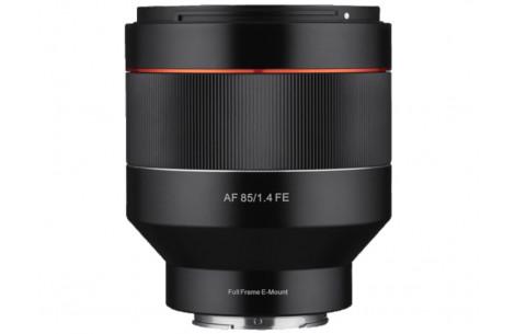 Samyang AF 85mm F1,4 FE für Sony E