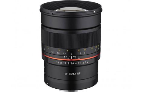 Samyang MF 85mm F1,4 Z für Nikon Z
