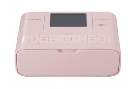 Canon Drucker Selphy CP1300 pink