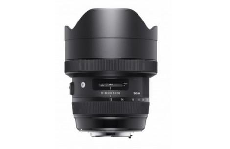 Sigma AF 12-24mm F4 DG HSM | Art  für Canon
