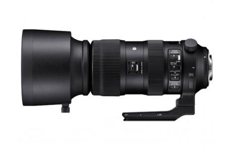 SIGMA 60-600mm F4.5-6.3 DG OS HSM -S- für Canon