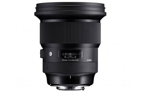 Sigma AF 105mm F1,4 DG HSM -A- (für Canon)