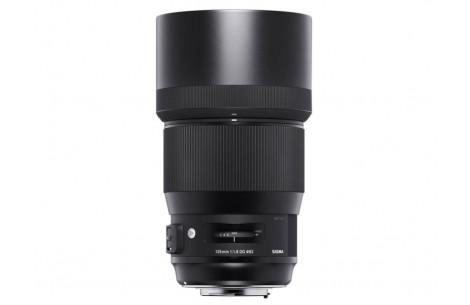 Sigma AF 135mm F1,8 DG HSM [A] für Nikon