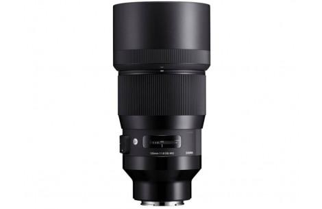 Sigma AF 135mm F1,8 DG HSM -A- für Sony E