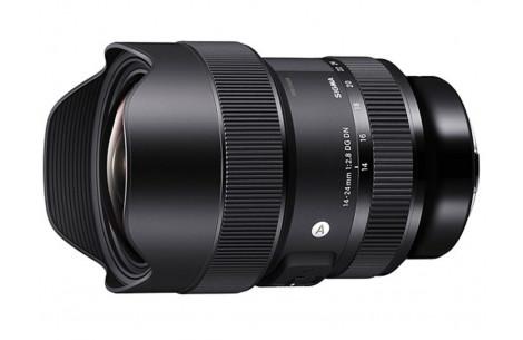 Sigma AF 14-24mm F2,8 DG DN -A- (für Sony E)