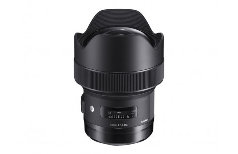 Sigma AF 14mm F1,8 DG HSM -A- für Canon