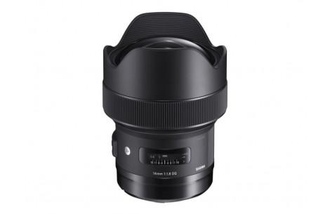 Sigma AF 14mm F1,8 DG HSM -A- für Nikon