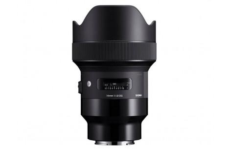 Sigma AF 14mm F1,8 DG HSM -A- für Sony E
