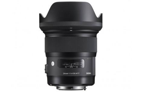 Sigma AF 24mm F1.4 DG HSM -A- für Nikon