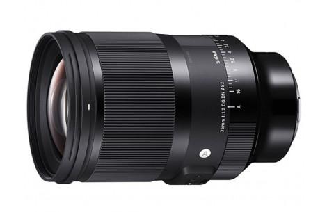 Sigma AF 35mm F1,2 DG DN -A- (für Sony E)