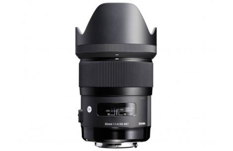 Sigma AF 35mm F1,4 DG HSM -A- für Nikon