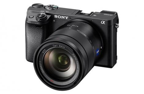 Sony Alpha ILCE-6300 Kit + SEL 16-70mm F4,0 Zeiss Schwarz