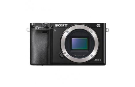Sony Alpha ILCE-6000 Gehäuse schwarz