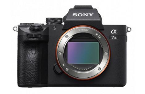 Sony Alpha ILCE-7 III Kit + SEL FE 85mm F1,8