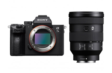 Sony Alpha ILCE-7 III Kit + SEL FE 24-105mm OSS