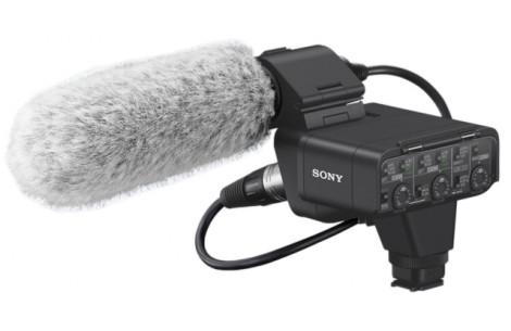 Sony Mikrofon Adapterkit XLR-K3M