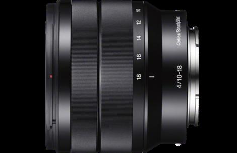 Sony SEL 10-18mm F4,0 OSS