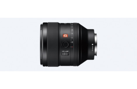 Sony SEL FE 85mm F1,4 GM