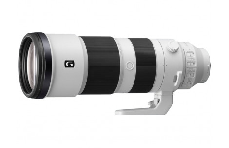 Sony SEL FE 200-600 mm F 5,6-6,3 G OSS