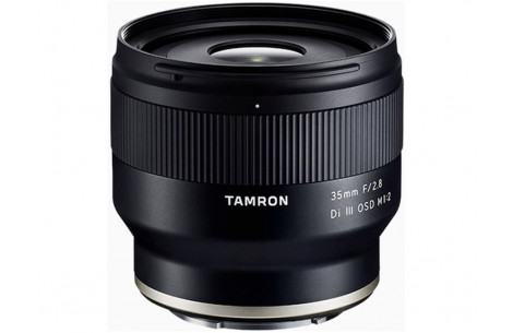 Tamron AF 35mm F/2.8 Di Ⅲ OSD M1:2 MACRO (SONY-FE)