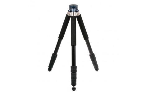 Novoflex TRIOpod A2840 Stativ mit 4-Seg Alu, 3 austauschb. Minibeinen und Tasche