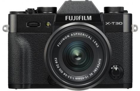 Fujifilm X-T30 Kit + XC15-45mm F3,5-5,6 OIS PZ Schwarz