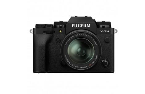 Fujifilm X-T4 Kit + XF16-80mm schwarz
