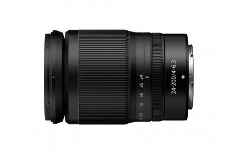 Nikon NIKKOR Z 24-200 mm 1:4.0 - 6.3 VR