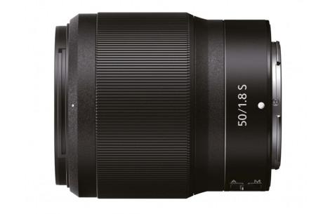 Nikon NIKKOR Z 50mm F1,8 S